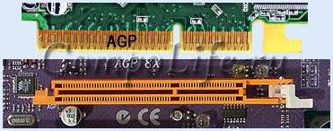 AGP разъем