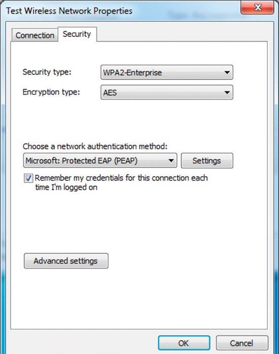 стандарт WPA2