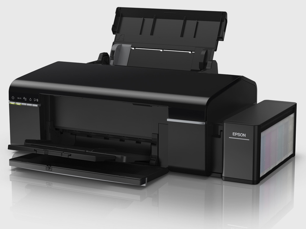 Принтер с заводской СНПЧ