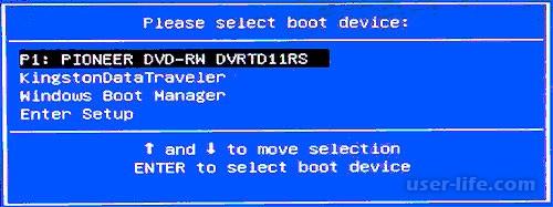 Как попасть в Boot Menu на компьютерах и ноутбуках