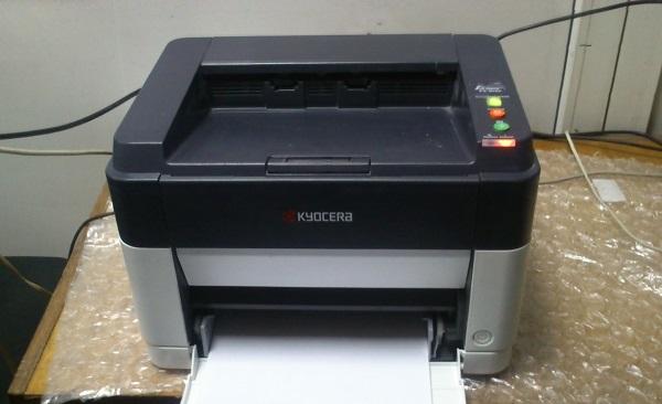 Лампочки принтера