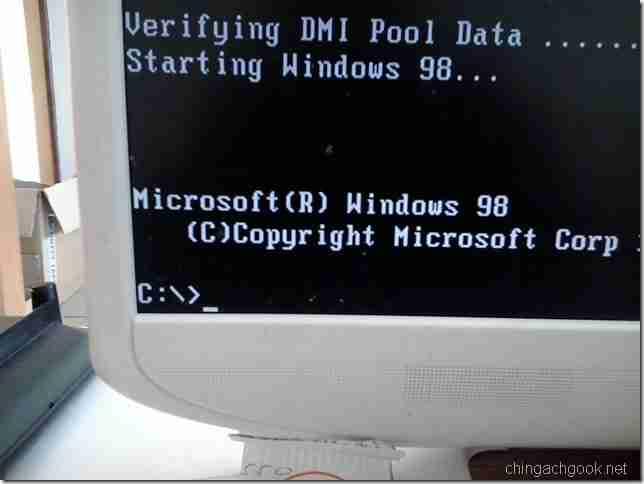 загрузочная флешка с DOS5