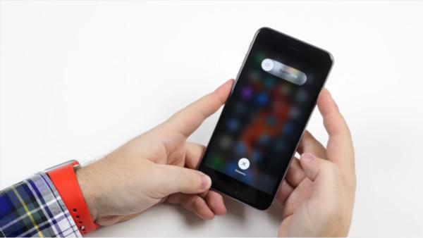 Айфон X быстро разряжается