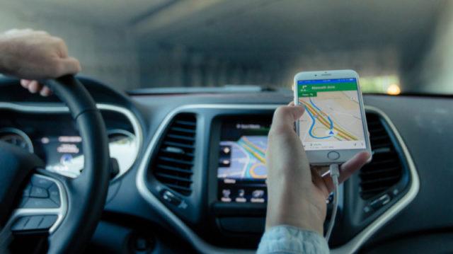 GPS-навигации и эффект Холла