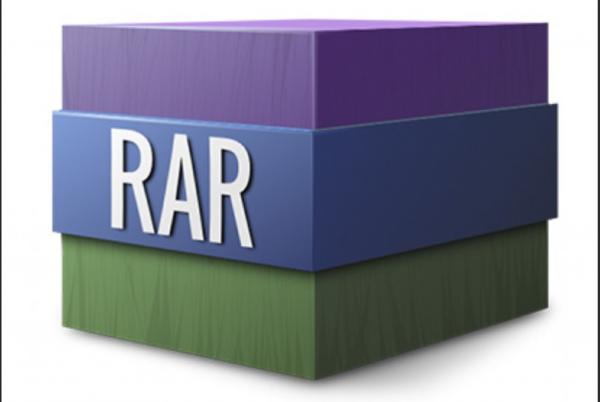 открыть файл rar
