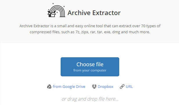 Archive-Extractor