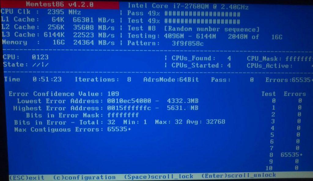 Bad Pool Header Windows 7 фото 1