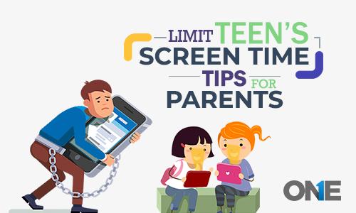 Советы по цифровому воспитанию для родителей на поле битвы за технологии (время выхода подростка на экран)