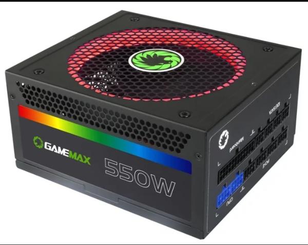 Для компьютера с мощной видеокартой нужен мощный блок питания не менее 500 Вт, а лучше и больше