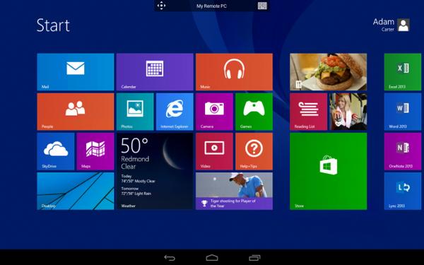 Microsoft Remote Desktop2
