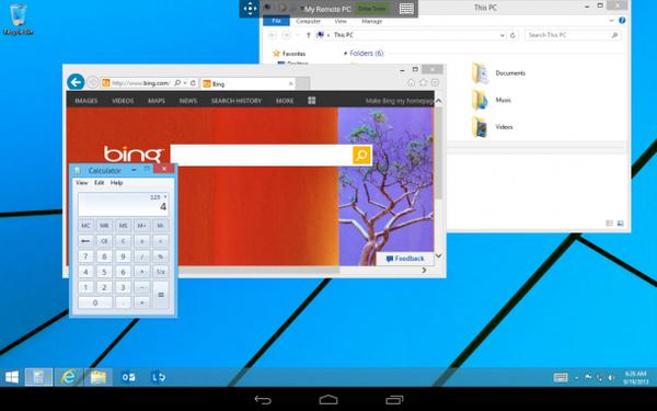 Microsoft Remote Desktop4