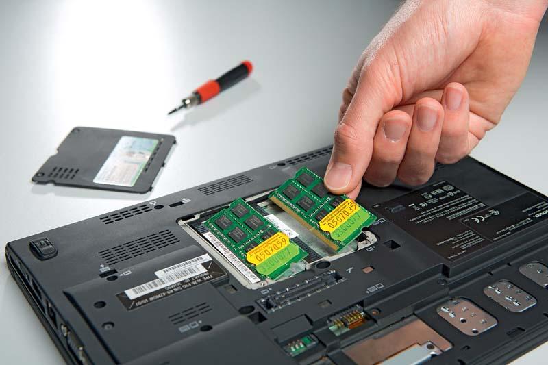 Как увеличить оперативную память в ноутбуке? Апгрейд!