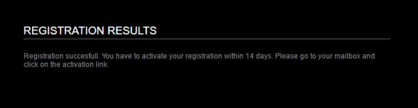 Сообщение о подтверждении регистрации VideoToolbox