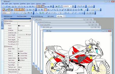 ABViewer программа просмотра dwg