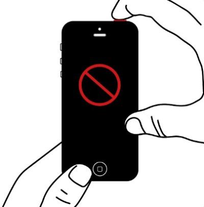 Айфон выключился и не включается фото 1