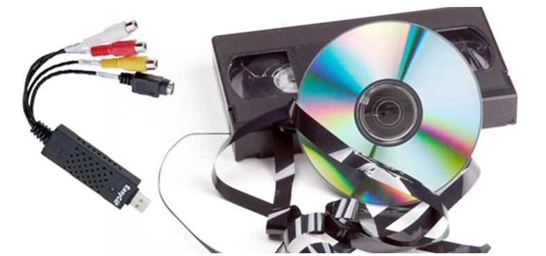 Как кассету переписать на диск в домашних условиях
