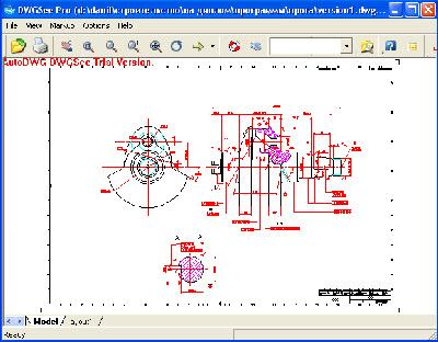 DWGSeePro программа для просмотра dwg