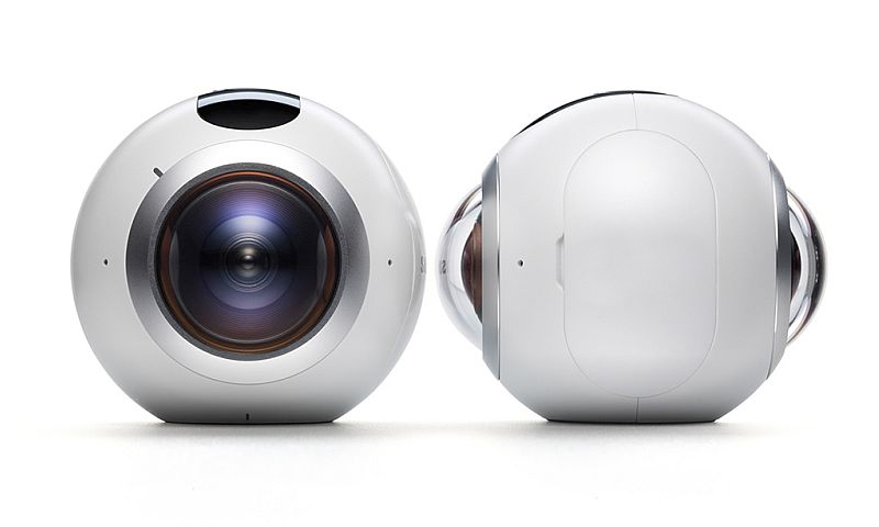 Экшн-камеры на 360 градусов