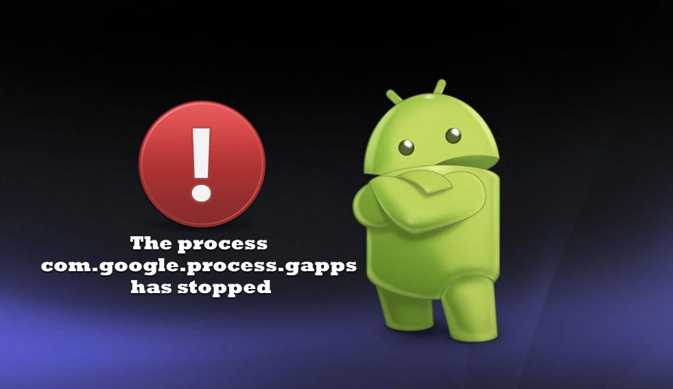 Остановка процесса на Android