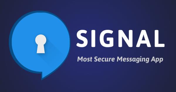 Мобильный месенджер «signal»