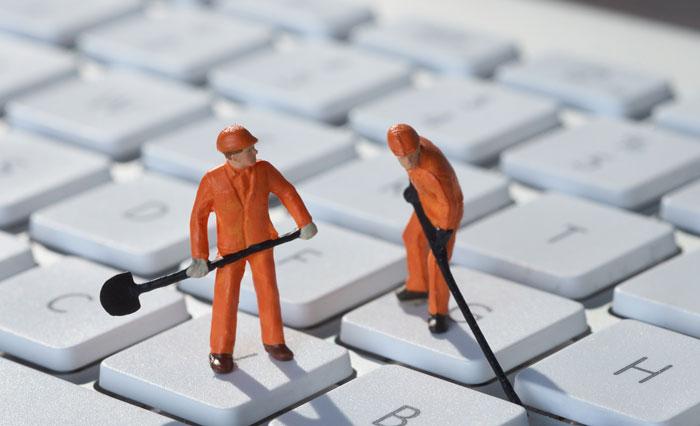 Регулярно очищайте клавиатуру