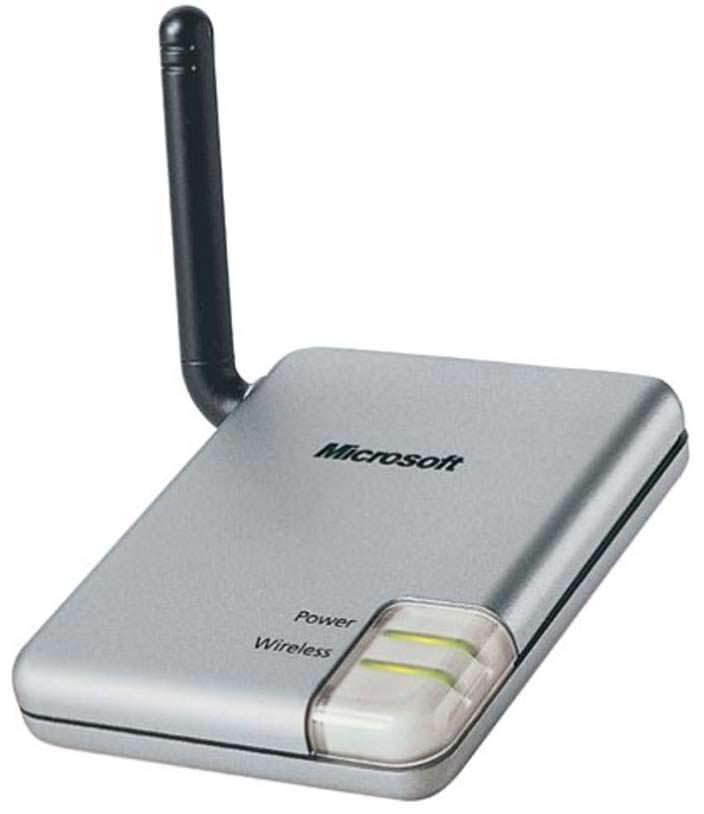 Роутер Microsoft Broadband Networking