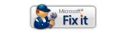 Утилита Microsoft Fix It