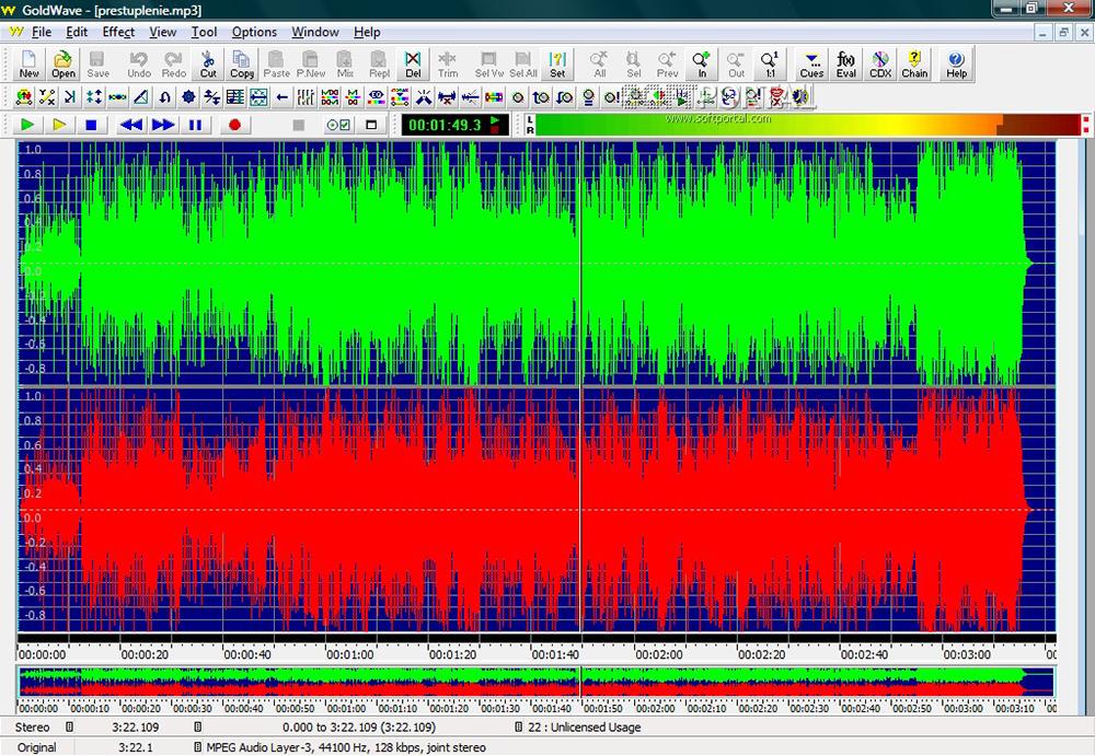 Выравнивание и очистка звука
