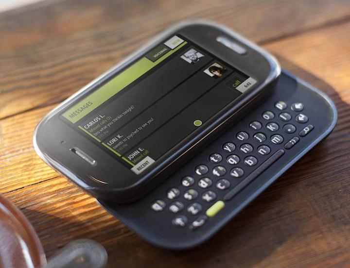 Телефон Kin