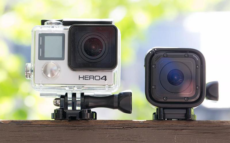 Принцип работы и устройство экшн-камеры