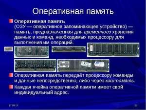 Профилактика оперативной памяти компьютера