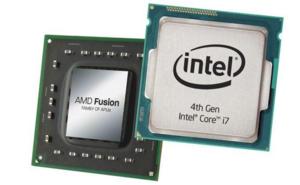 Процессоры AMD и Intel имеют свои плюсы и минусы