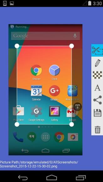 Приложение для скриншотов фото 1