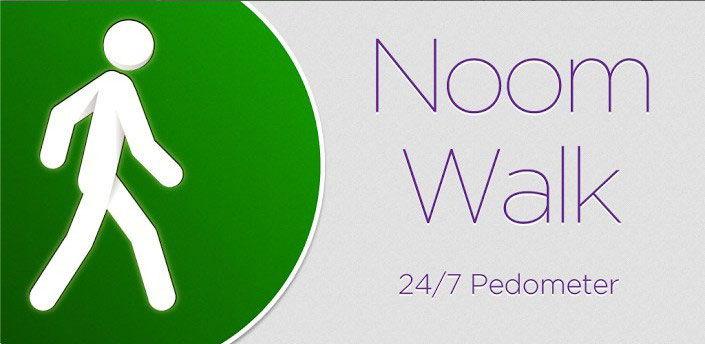 Подсчет шагов с Noom Walk