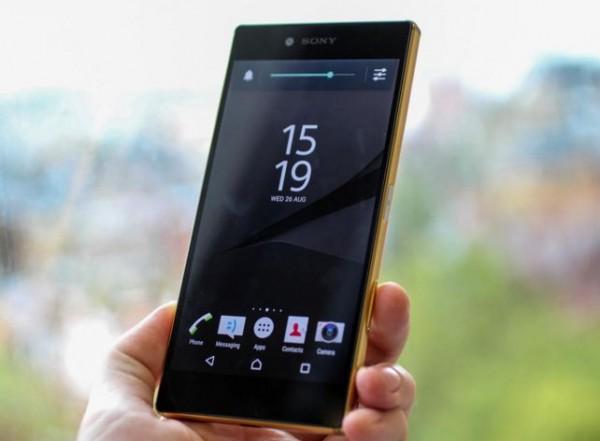 Лчший японский смартфон с отличным экраном - Sony Z5 Premium