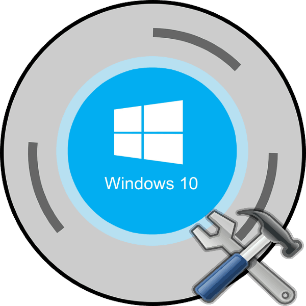 создать диск восстановления windows 10