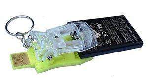 USB лягушка предназначена для зарядки разных устройство от компьютера.