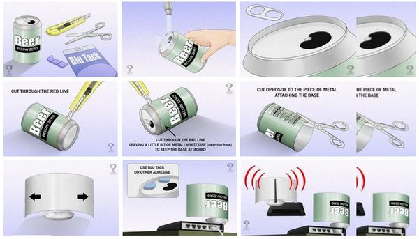 инструкция по усилению wifi с помощью жестяной банки