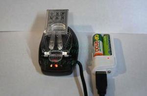 Зарядка устройств при помощи