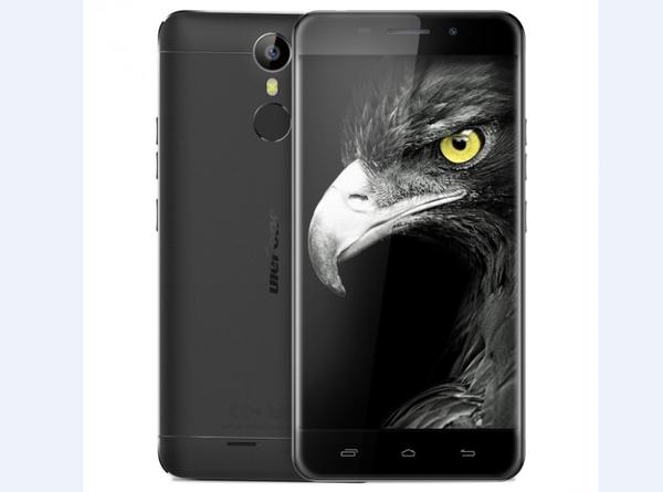 Рис. 4. Телефон Ulefone Metal – модель с оптимальным соотношением цены и мощности.