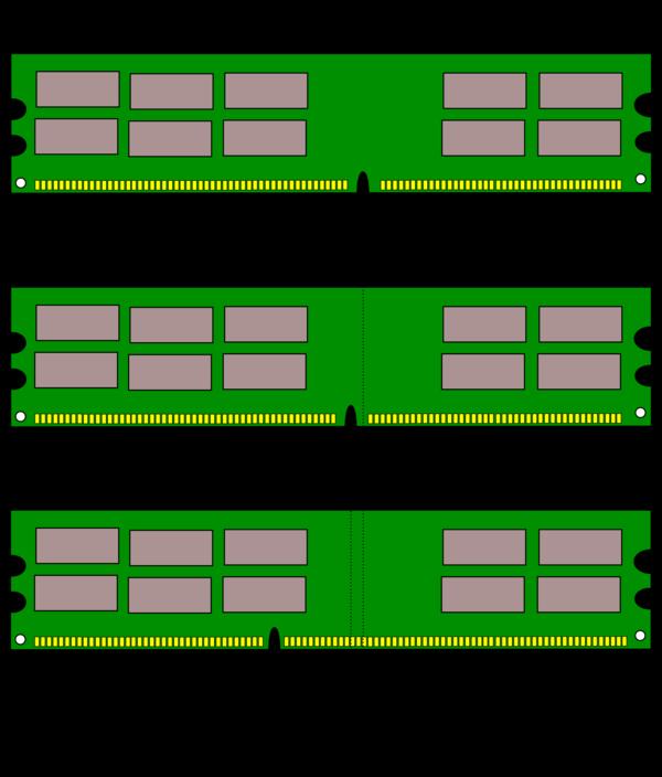 Различие DDR1, DDR2 и DDR3