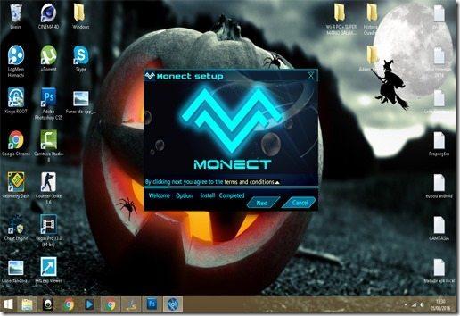 Приложение Monect PC Remote для удаленного доступа к компьютеру через мобильный телефон.