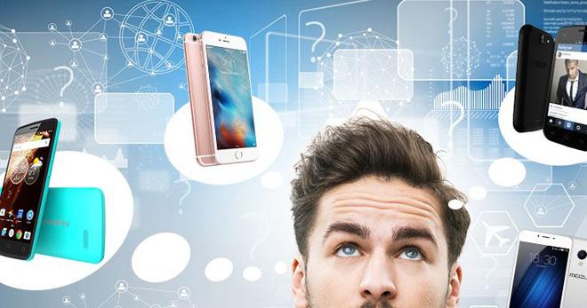 Как выбрать смартфон и на что обратить внимание при покупке?