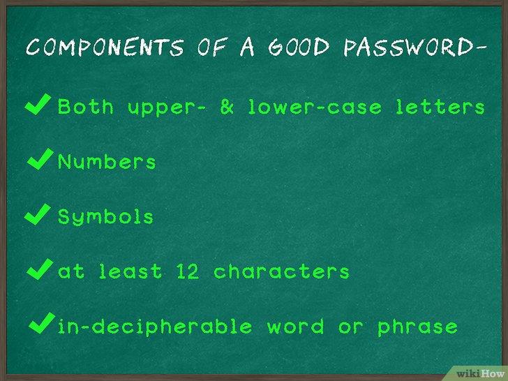Изображение с названием Create a Password You Can Remember Step 2