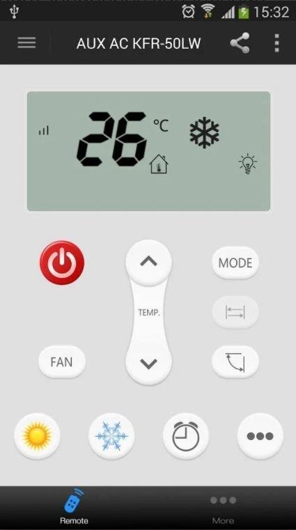 ZaZa - смартфон вместо пульта