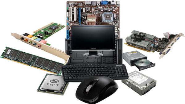 Аппаратные части Hardware