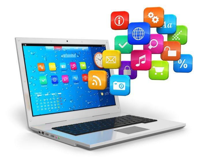 Программные обеспечения в ноутбуке можно ускорить