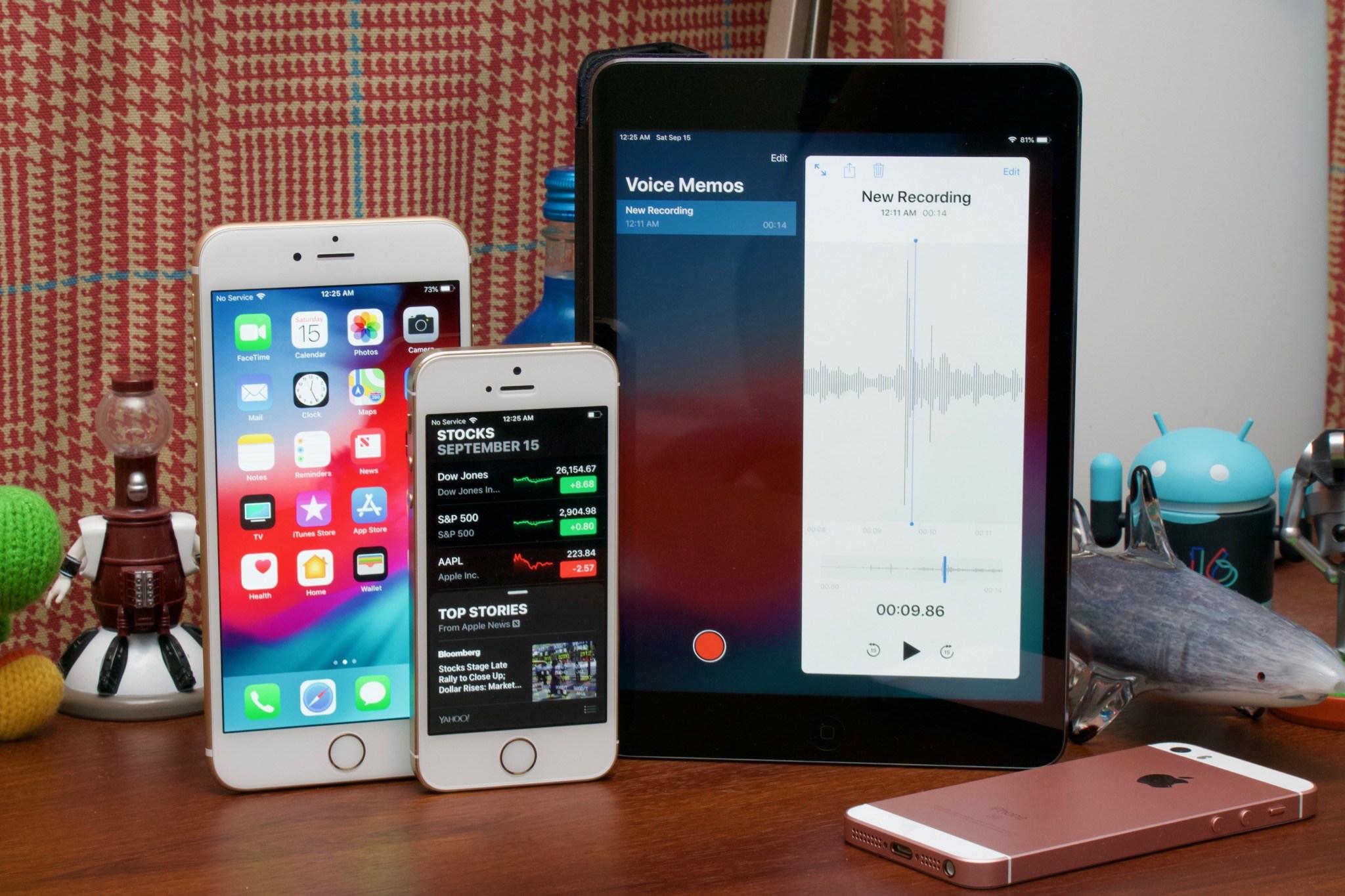 Как удалить приложения из iPhone и iPad в iOS 12
