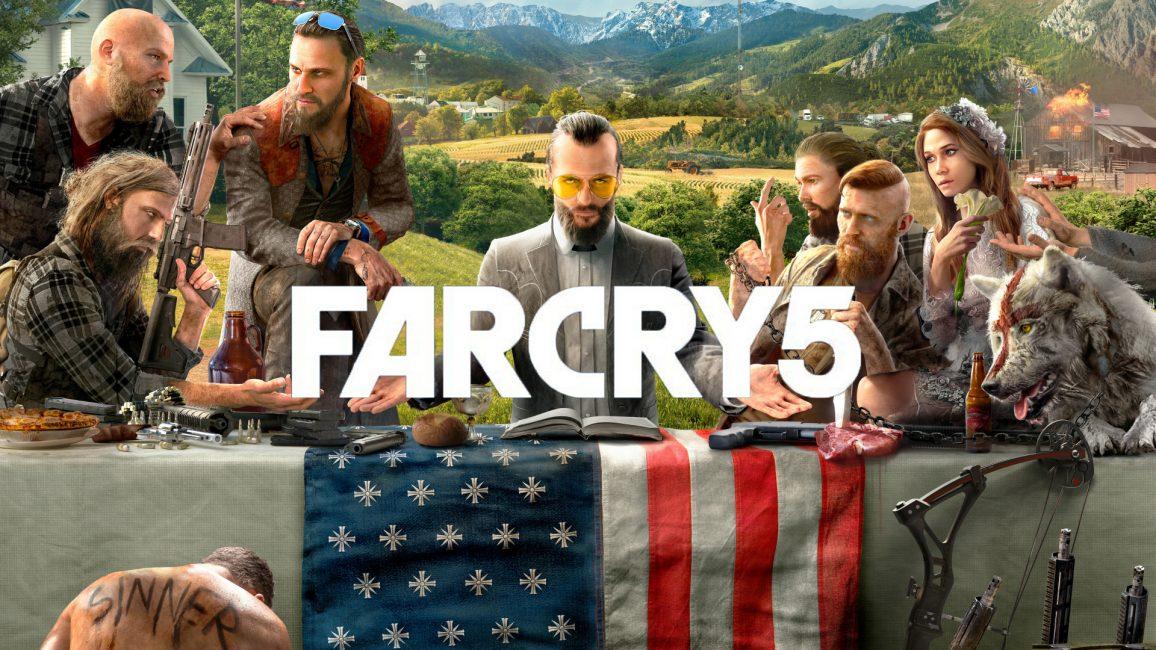 Far Cry 5 игры на пк с хорошим сюжетом