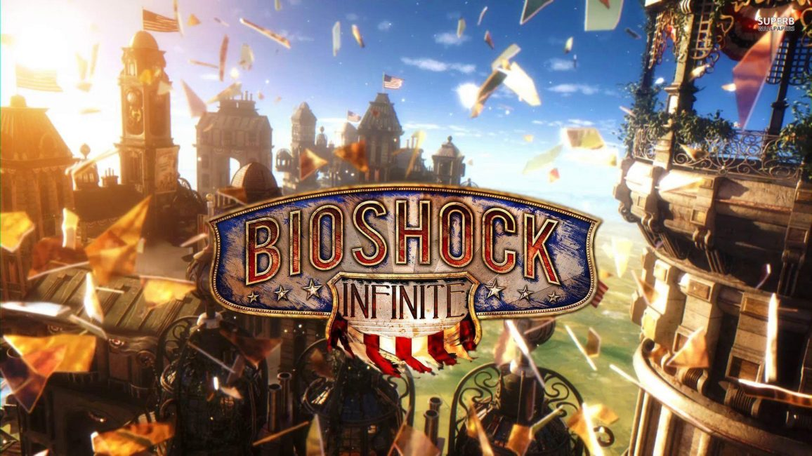 Bioshock Infinite игры на пк с хорошим сюжетом